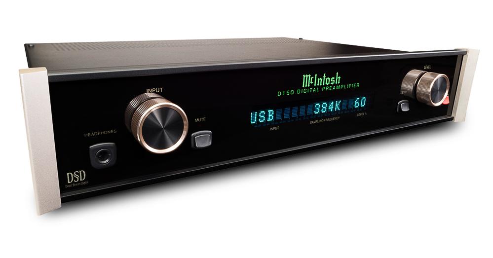 Mcintosh D150 New Digital Preamplifier