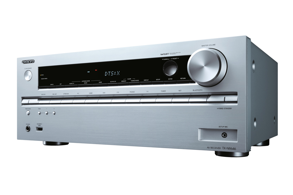 TX-NR646 and TX-NR747 - New middle class receivers from Onkyo