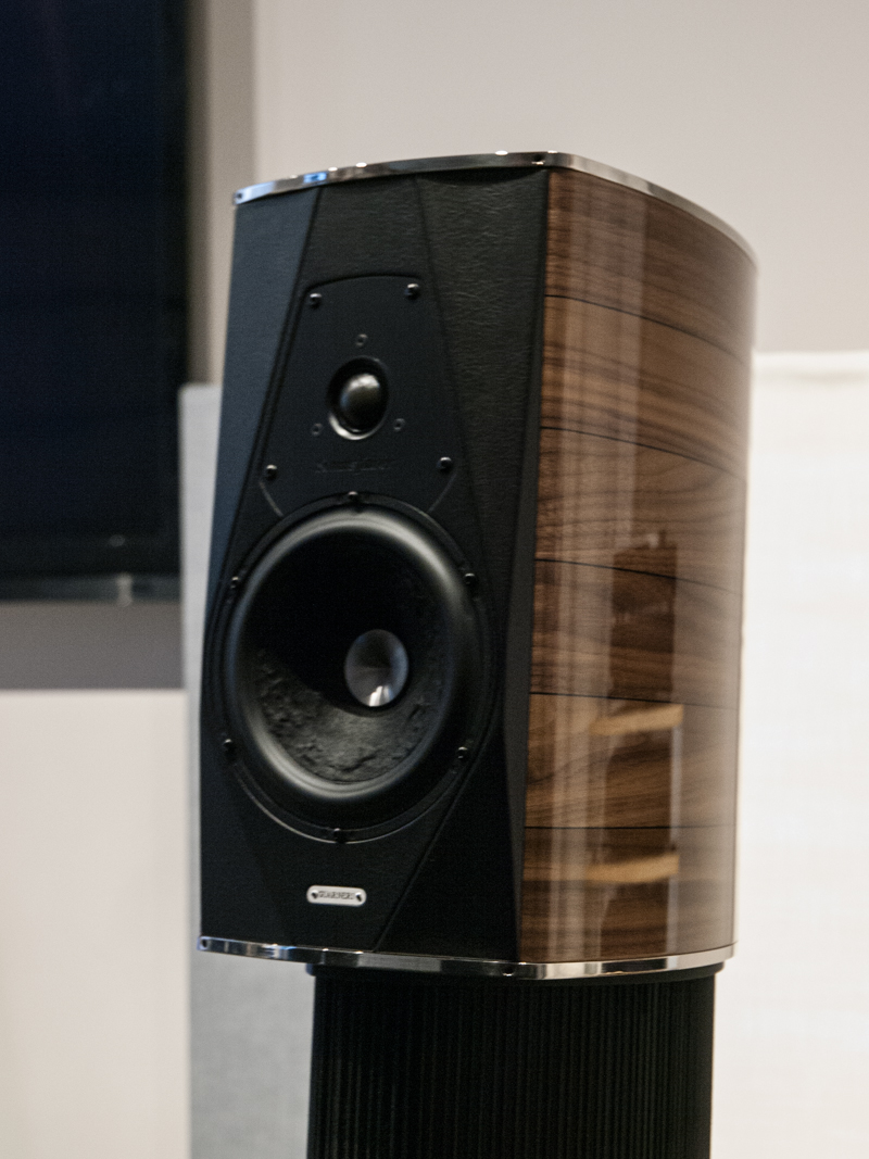A brief but intense encounter with Sonus Faber Guarneri Evolution