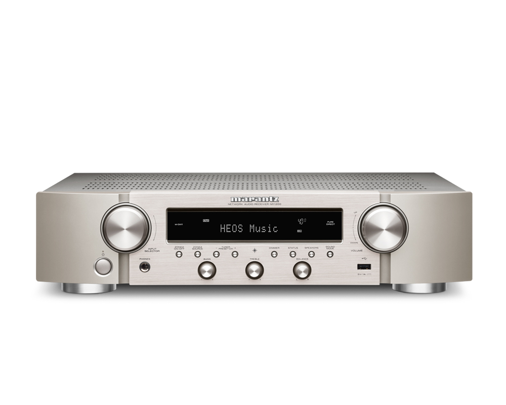 The stereo AV receivers are coming!